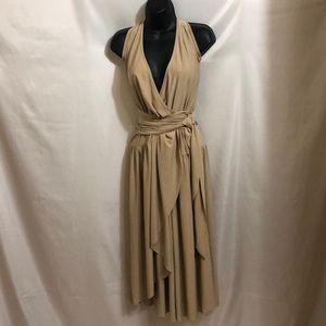 Everyday wrap dress